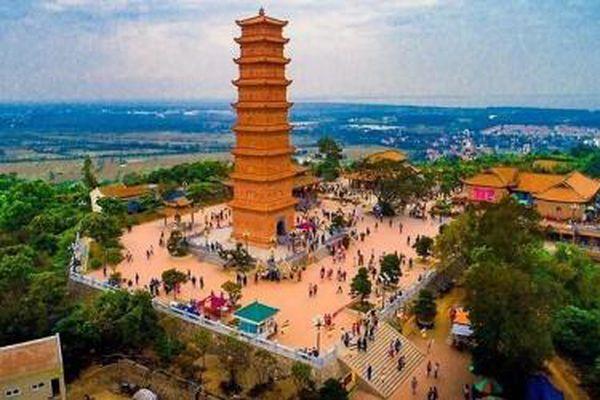 Hải Phòng công nhận Tháp Tường Long là điểm du lịch