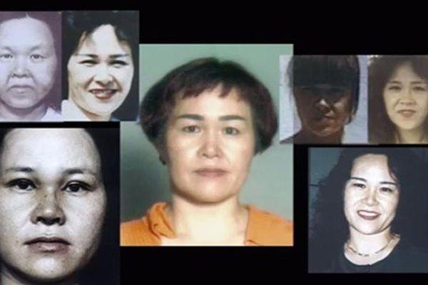 Nữ quái có 7 gương mặt khiến nước Nhật 'chảo đảo'