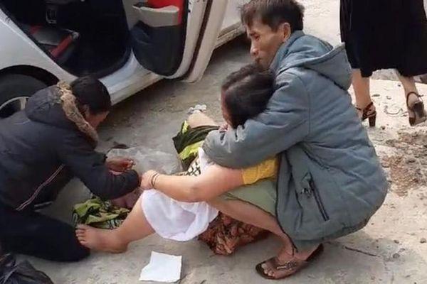 Sản phụ ở rẻo cao Nghệ An sinh con 3,6kg bên lề đường
