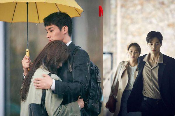 'Love Alram 2': Song Kang gặp lại người mình yêu mà chẳng thể tới gần Kim So Hyun