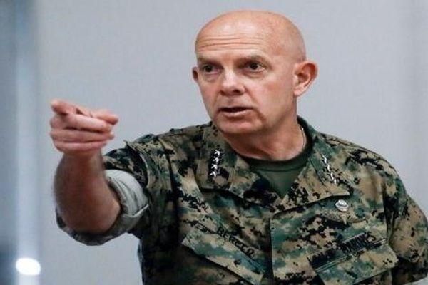 Tư lệnh Thủy quân lục chiến Mỹ 'dè chừng' Nga - Trung