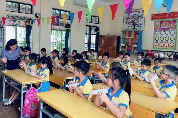 Hà Tĩnh thi GV dạy giỏi: Giáo viên tự tin đăng kí dự thi dạy bộ sách Cánh Diều