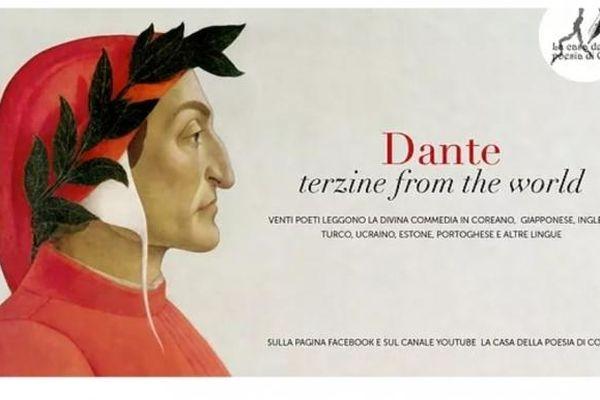 Thơ Dante được đọc từ 23 quốc gia trên thế giới