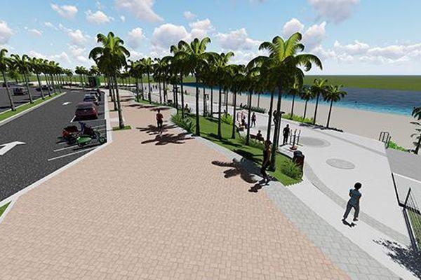 Đà Nẵng: Hơn 31 tỉ đồng xây dựng Quảng trường kết hợp bãi đậu xe cuối tuyến đường Nguyễn Tất Thành