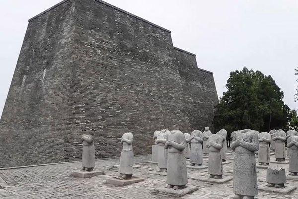 Bí mật phong thủy lăng mộ Nữ hoàng Võ Tắc Thiên