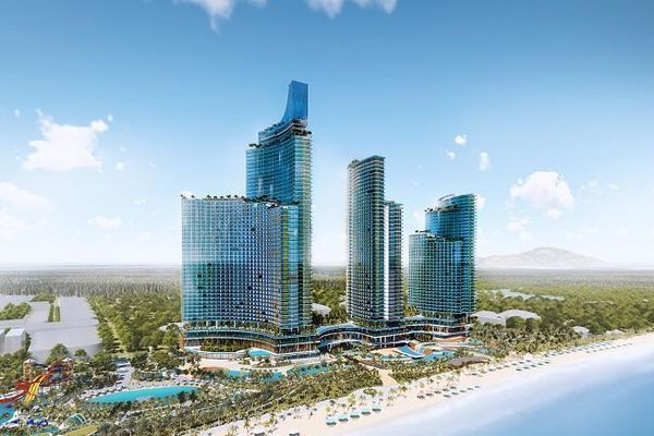 Tài trợ lập quy hoạch, Crystal Bay góp phần phát triển đô thị Ninh Thuận