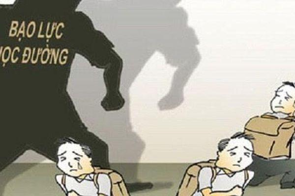 Nỗi lo bạo lực học đường