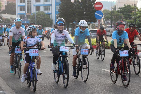 Tổ chức Ngày hội Xe đạp Vũng Tàu 2021