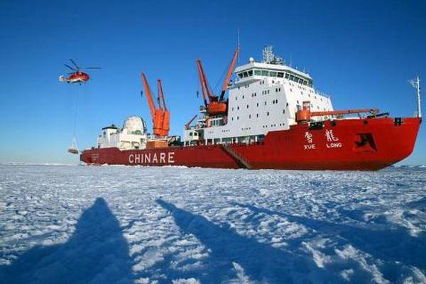 Tham vọng Bắc Cực của Trung Quốc gặp nhiều trở lực