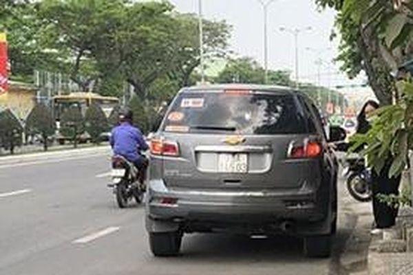 Xe trá hình Huế- Đà Nẵng: Càng xử lý, càng nhờn luật, biến tướng