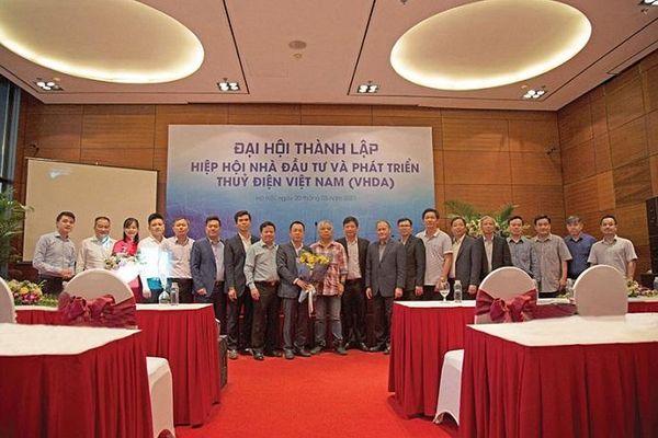 Chính thức ra mắt Hiệp hội Nhà đầu tư và Phát triển Thủy điện Việt Nam (VHDA)