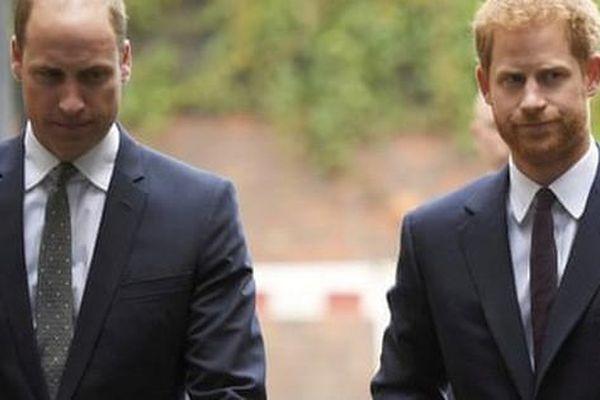 Tình cảm anh em Hoàng tử William và Harry ra sao sau cuộc trò chuyện 'bom tấn' của Meghan Markle