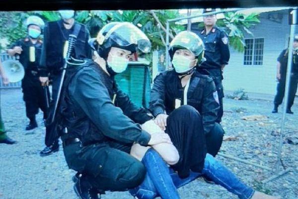 Vụ vợ chồng 'trùm giang hồ' Ngô Thị Kim Cương bị bắt: Giám đốc Công an Tiền Giang nói gì?