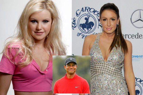 Tình nhân cũ kể chuyện ngoại tình của Tiger Woods