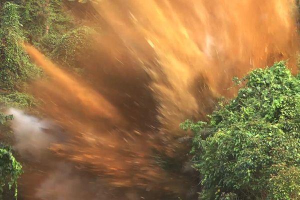 Đánh sập 30 hầm khai thác vàng trái phép ở Đà Nẵng