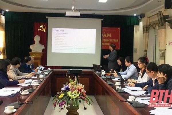 Tổng kết 3 năm Dự án 'Các hoạt động địa phương Việt Nam vì sức khỏe môi trường' tại Thanh Hóa