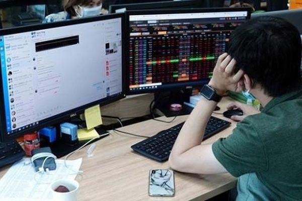 Kết quả chứng khoán ngày 23/3/2021: Sắc đỏ bao phủ toàn thị trường, VN-Index mất gần 11 điểm