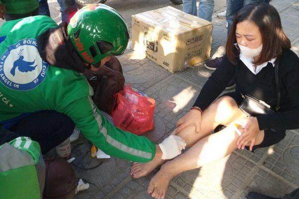 Đội cứu hộ tai nạn giao thông miễn phí tại Hà Nội
