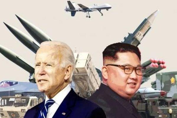 Ông Biden nói Triều Tiên phóng tên lửa 'không phải khiêu khích'