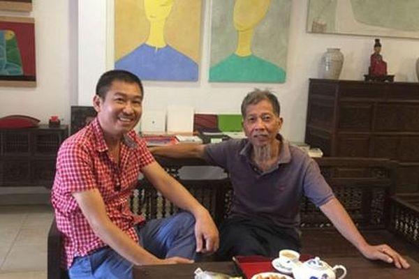 Chút hồi ức về nhà văn Nguyễn Huy Thiệp