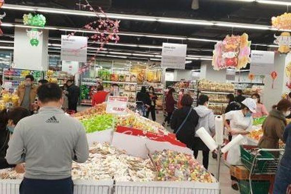 Nhiều hoạt động khuyến mại được tổ chức kích cầu tiêu dùng tại Hà Nội