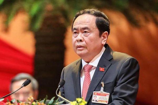 Ông Trần Thanh Mẫn nêu bức xúc về cướp giật và tín dụng đen, lừa đảo