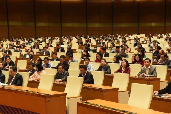 Cử tri đánh giá cao sự đổi mới, sáng tạo, linh hoạt và tinh thần trách nhiệm của Quốc hội