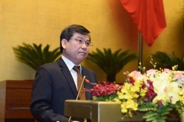 Phim 'Sinh tử' vào Báo cáo nhiệm kỳ của Viện trưởng Lê Minh Trí