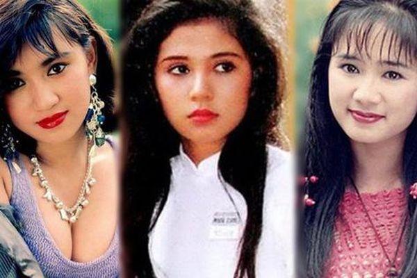 Lịm tim với nhan sắc của 6 mỹ nhân màn ảnh Việt nức tiếng thập niên 90