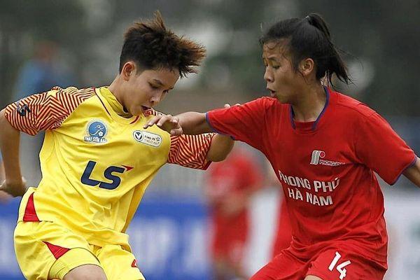 U19 nữ Hà Nam gặp khó sau án kỷ luật