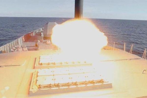 Zircon diệt mục tiêu ven bờ trong lần phóng thứ 4
