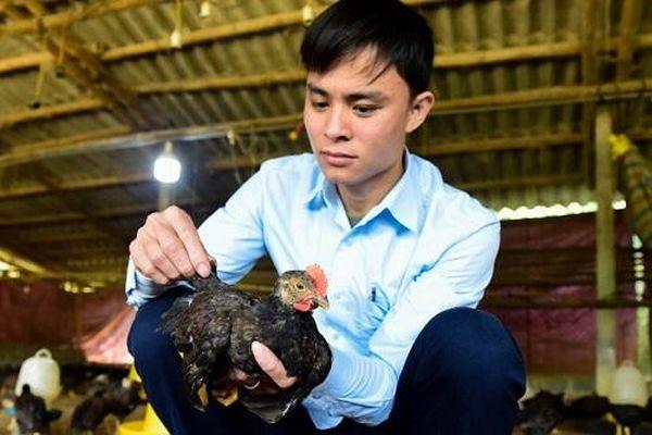 Giấc mơ khởi nghiệp trên vùng đất khó của thanh niên người Thái
