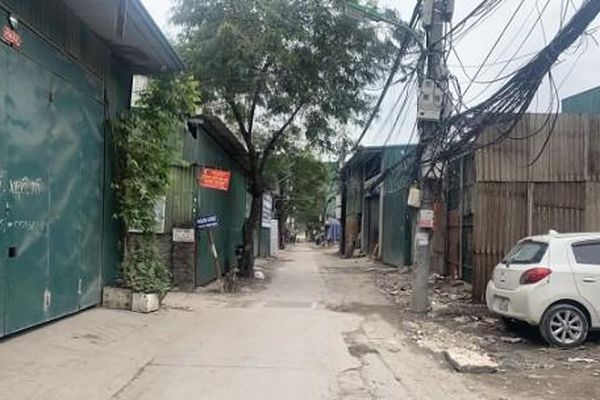 Nhức nhối vấn nạn sử dụng đất sai mục đích tại quận Thanh Xuân