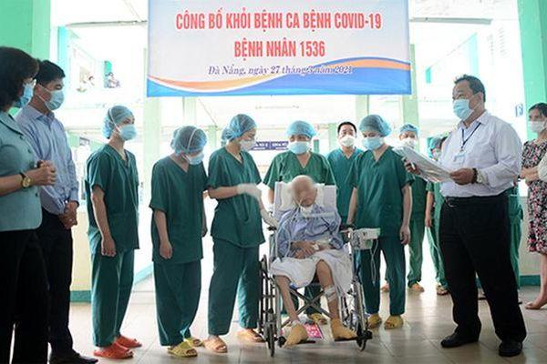 Việt Nam không có ca mắc Covid-19 mới, thêm 43 bệnh nhân khỏi bệnh