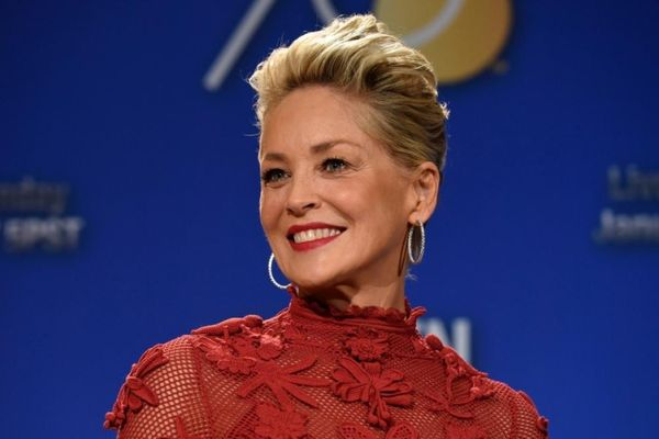 'Biểu tượng sắc đẹp Hollywood' Sharon Stone: Đứng dậy sau nhiều biến cố