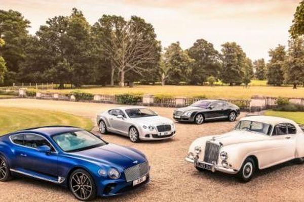 Bentley: Sản xuất 200.000 xe trong 102 năm, bán 25.000 xe SUV trong 6 năm