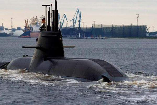 Chiến hạm, tàu ngầm Đức dễ lộ mật trước Nga?