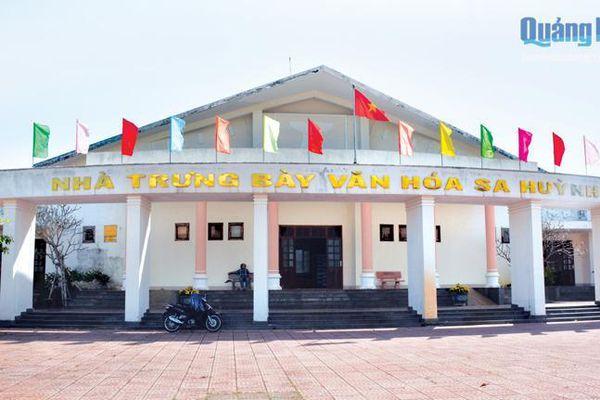 Khu bảo tồn di tích văn hóa Sa Huỳnh: Chưa phát huy giá trị di sản