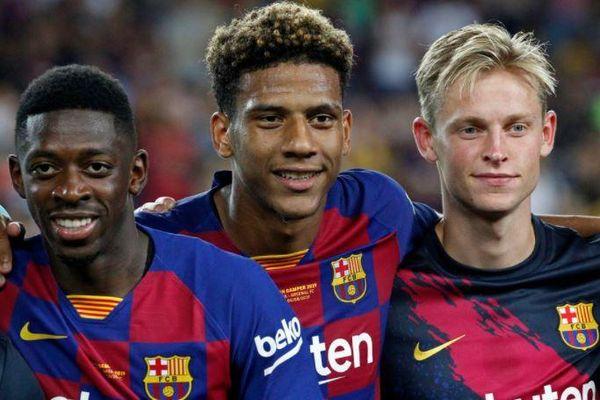 Hậu vệ trẻ của Barca muốn chơi cho đội hạng tư hơn ngồi dự bị