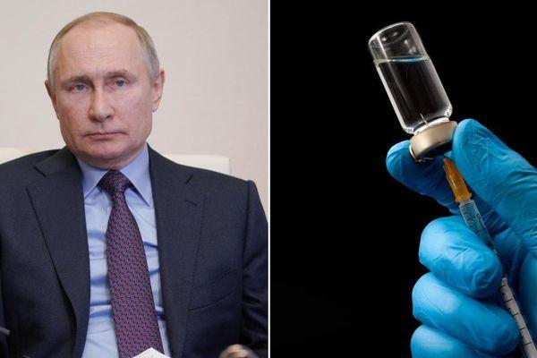 Người thân cận nhất cũng không biết ông Putin tiêm vắc xin hãng nào