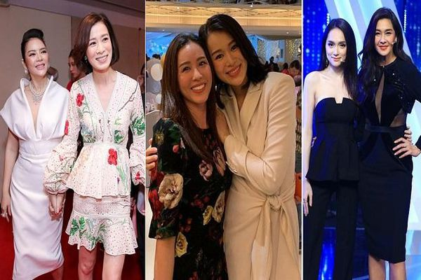 Lý Nhã Kỳ, Hương Giang có tình bạn đáng ngưỡng mộ với sao Quốc tế