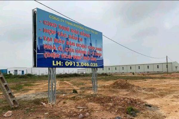 Cty Phương Thùy Thủ Đô: Doanh nghiệp liên tục vi phạm tại các KCN Thái Nguyên