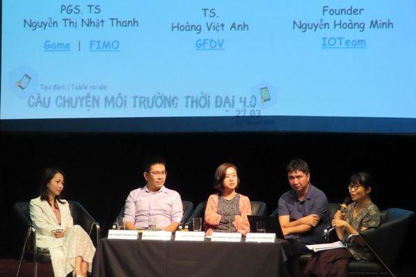 Ứng dụng công nghệ 4.0 giải quyết vấn đề môi trường tại Việt Nam