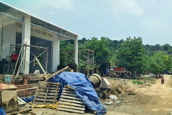 Phú Quốc sẽ cưỡng chế hàng loạt nhà xây trái phép