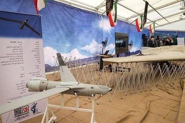 Đòn phối hợp giữa tàu cao tốc và UAV Iran