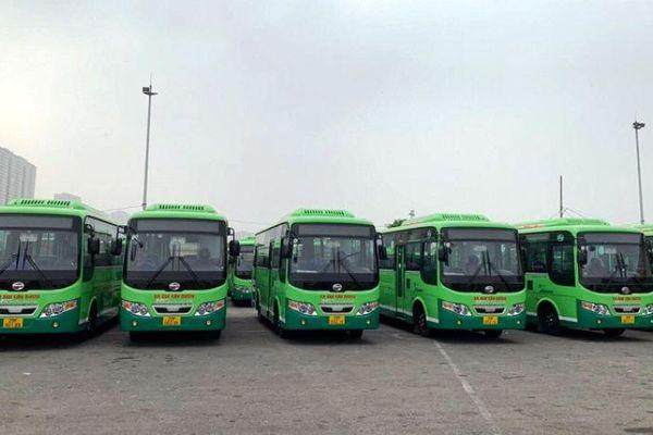 Hà Nội mở thêm ba tuyến xe buýt kết nối khu vực ngoại thành