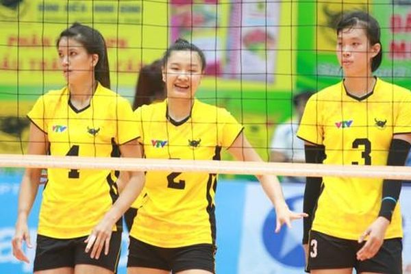 Dấu ấn bóng chuyền nữ trước mùa giải mới