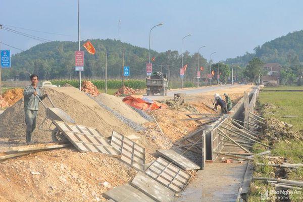 Đô Lương hướng tới mục tiêu huyện nông thôn mới