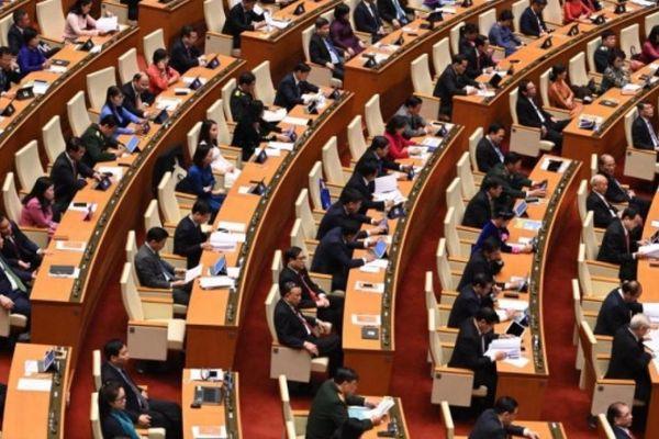 Từ hôm nay (30/3), Quốc hội bắt đầu quy trình kiện toàn nhân sự