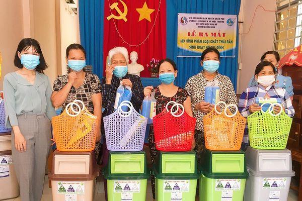 Đẩy mạnh tuyên truyền phòng, chống rác thải nhựa